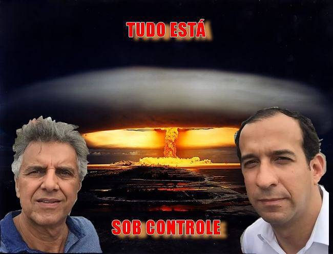 Beto Mansur e Paulo Alexandre Barbosa