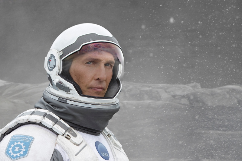 Interestelar: Matthew McConaughey