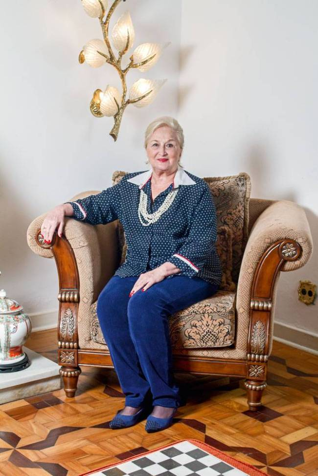 Ermantina Ramos - Unaccam - Câncer de Mama