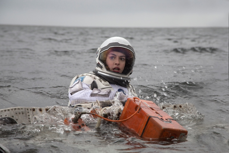 Interestelar: Anne Hathaway