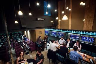 Ambiente do bar Bardega