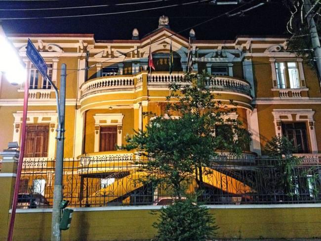 1º Distrito Policial, Rua da Glória,  Liberdade