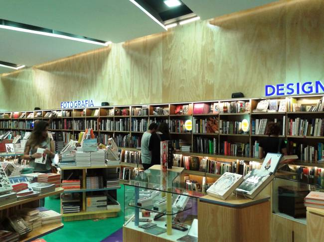 Livraria Cultura Conjunto Nacional