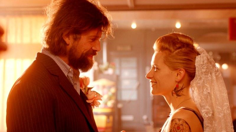 Alabama Monroe: os atores Johan Heldenbergh e Veerle Baetens