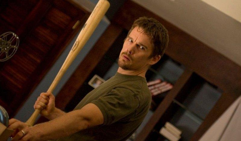 Uma Noite de Crime: o ator Ethan Hawke