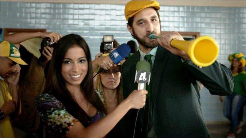 Copa de Elite: paródia há vários sucessos do cinema brasileiro como: 2 Filhos de Francisco (2005), Se Eu Fosse Você (2006), Tropa de Elite (2007), De Pernas pro Ar (2010), entre outros