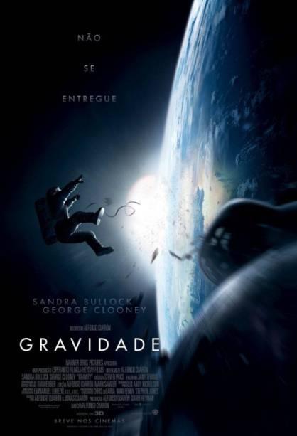 Gravidade: pôster do filme