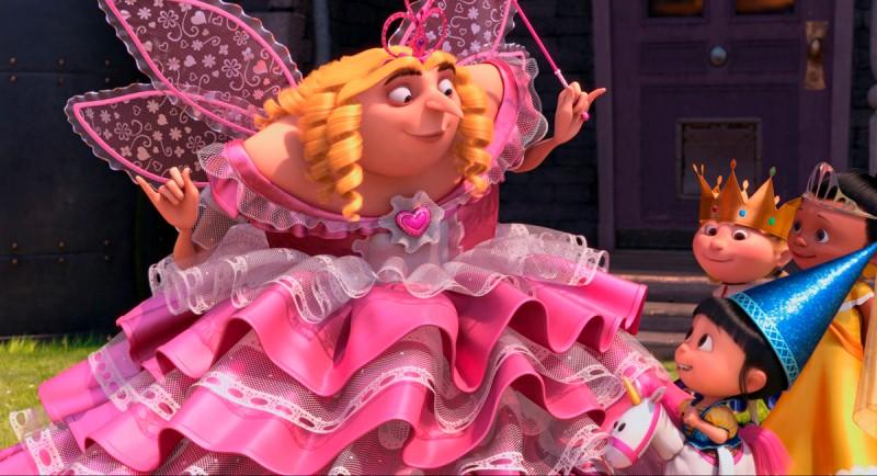 Meu Malvado Favorito 2: Gru virou um paizão, ele até se veste de princesa para agradar às filhas