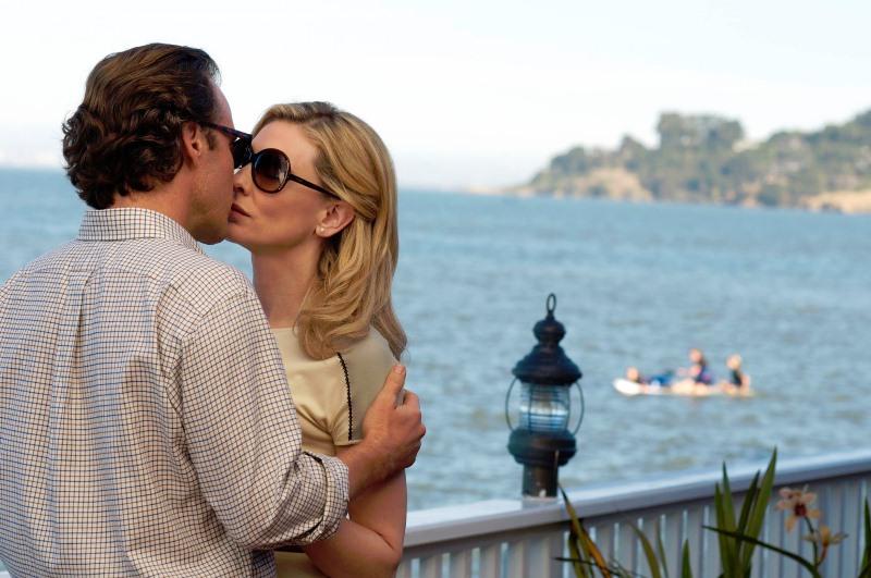 Blue Jasmine: os atores Alec Baldwin e Cate Blanchett