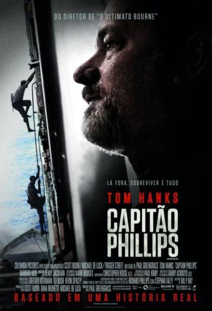 Capitão Phillips: pôster do filme