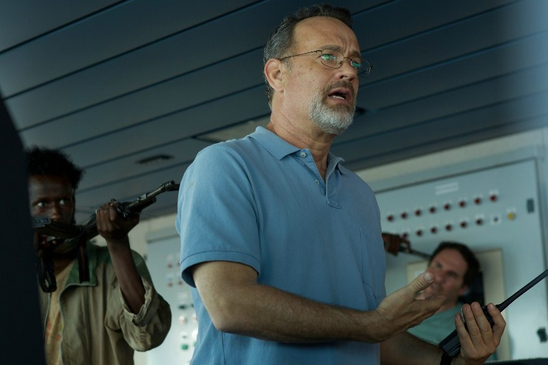 Capitão Phillips: Tom Hanks no papel-título, ele merece mais uma indicação ao Oscar