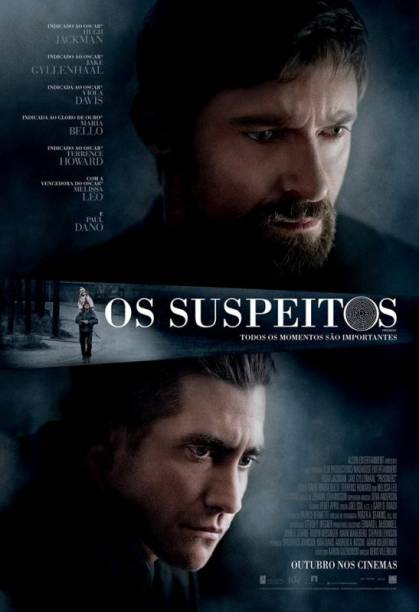 Os Suspeitos: pôster do filme