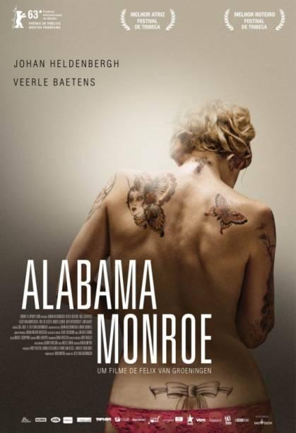 Alabama Monroe: pôster do filme