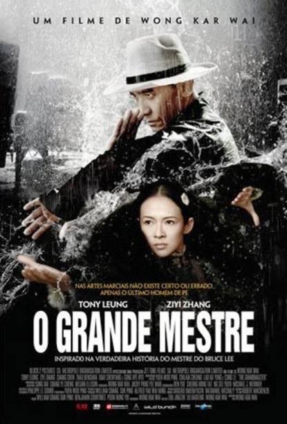 O Grande Mestre: pôster do filme