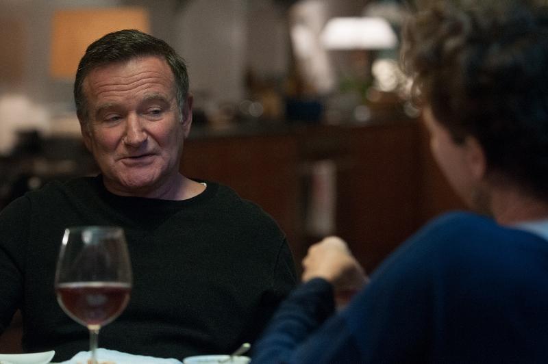 Uma Nova Chance Para Amar: Robin Williams