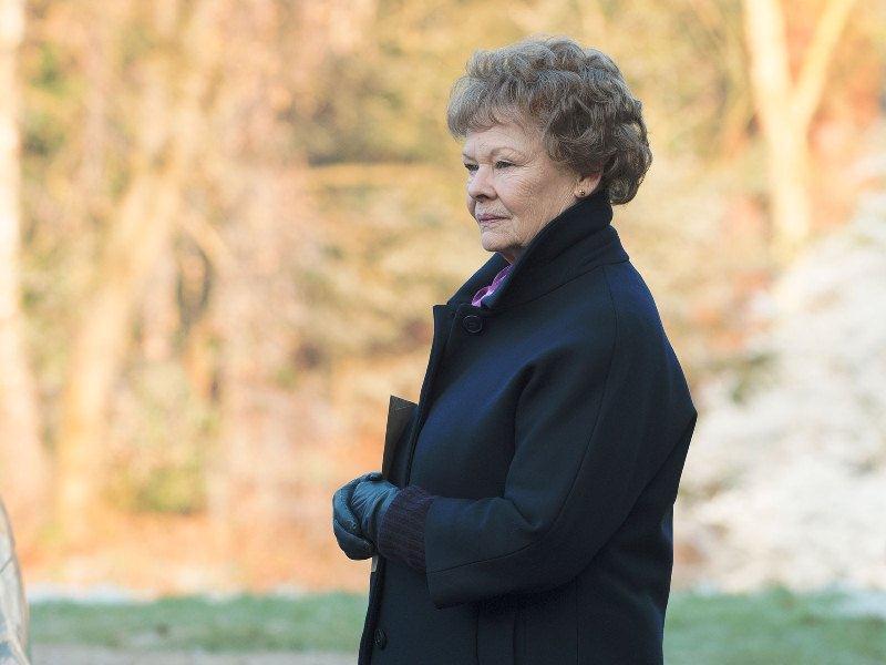 Philomena: a atriz Judi Dench