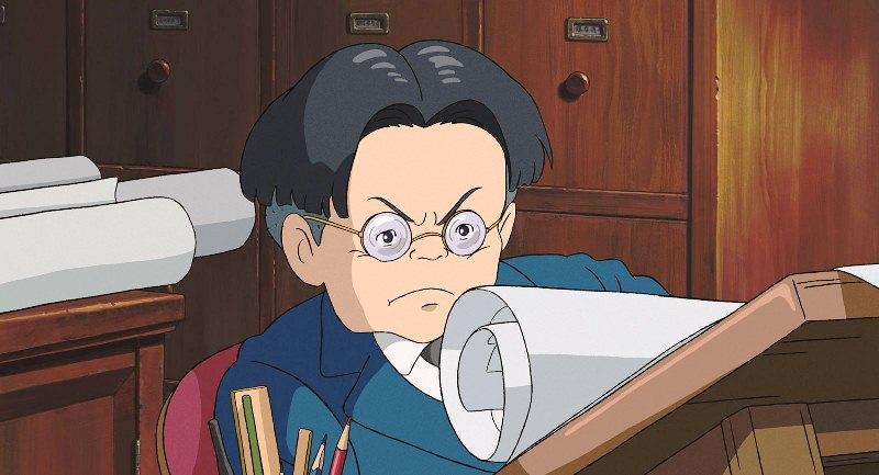 Vidas ao Vento: dirigido por Hayao Miyazaki