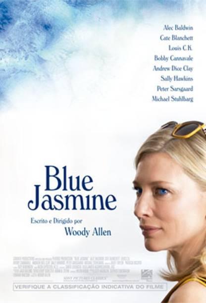Blue Jasmine: pôster do filme
