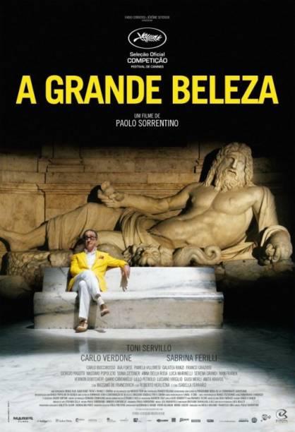 A Grande Beleza: pôster do filme