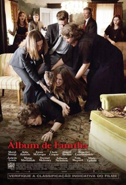Álbum de Família: pôster do filme