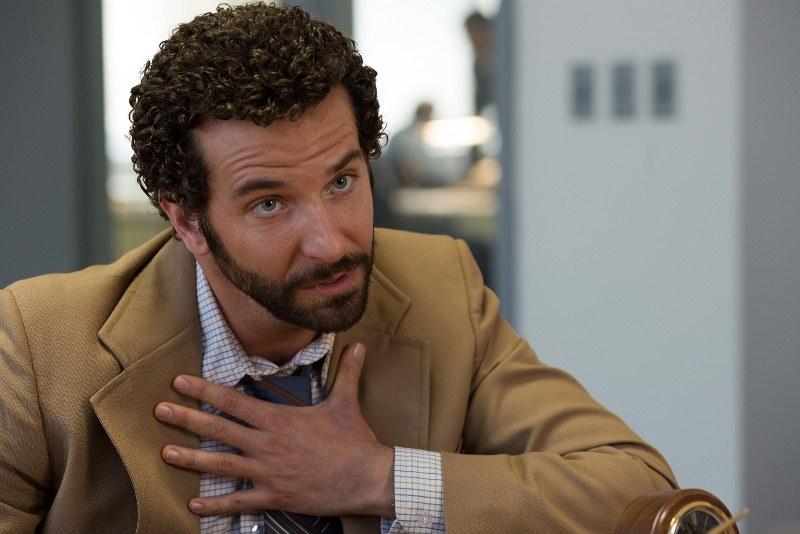Trapaça: o ator Bradley Cooper