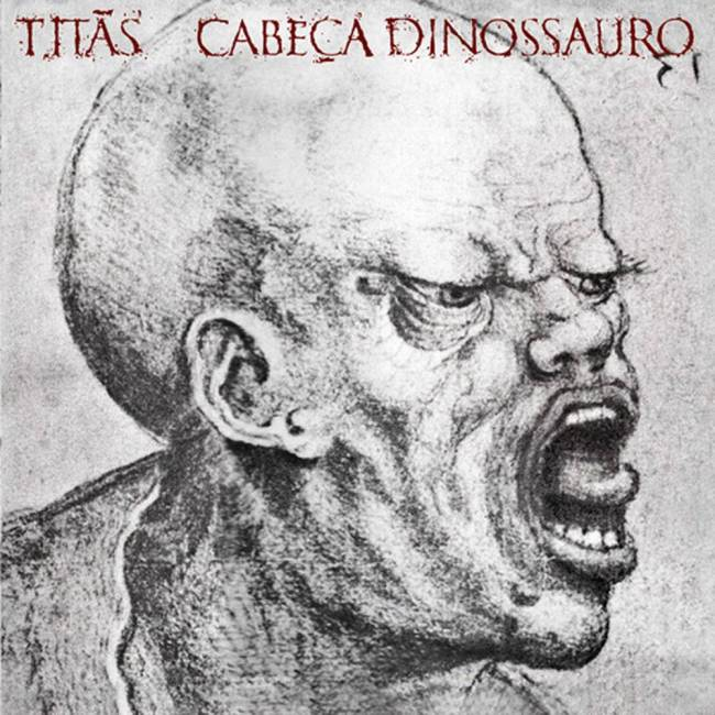 Cabeça Dinossauro