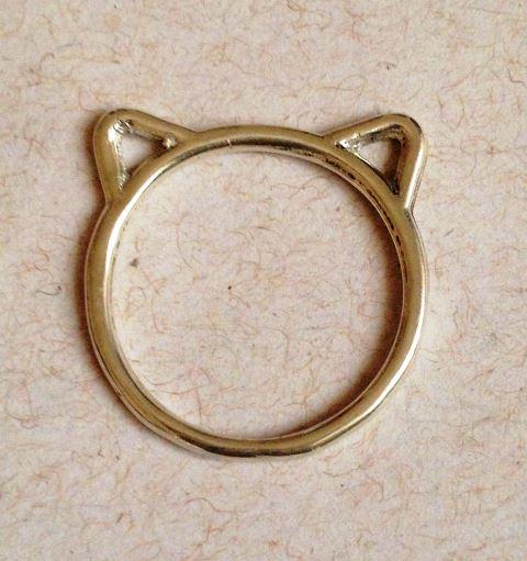 anel gato