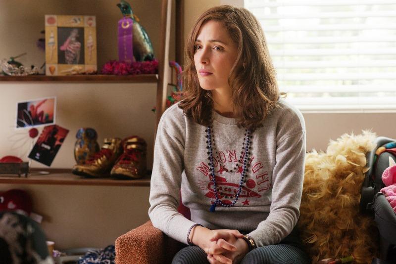 Vizinhos: Kelly Radner (Rose Byrne)