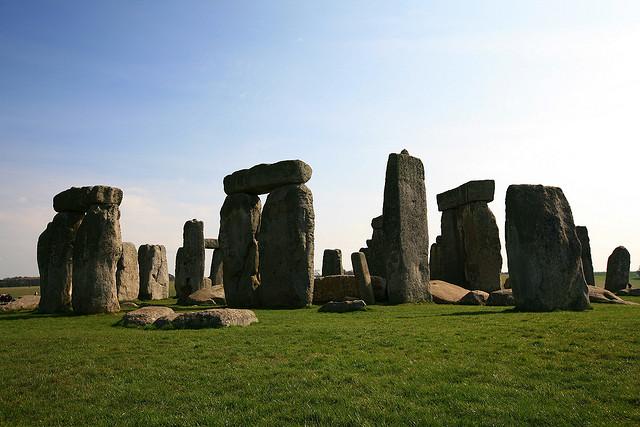 A misteriosa formação rochosa (Foto: Laszlo Ilyes, no Flickr)