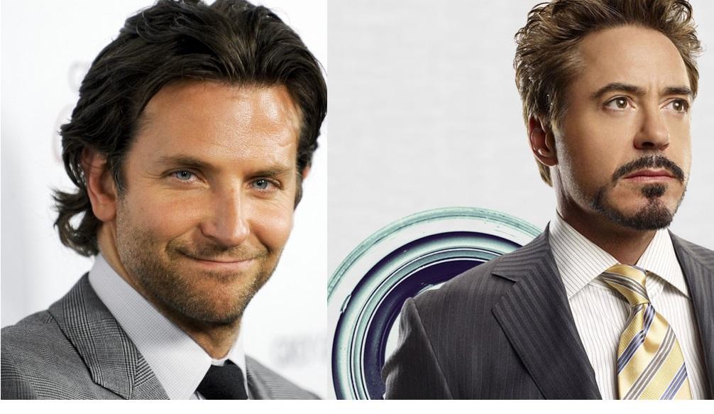 Bradley Cooper e Robert Downey Jr. entre os milionários do cinema