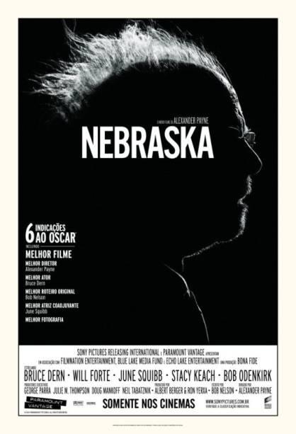 Nebraska: pôster do filme