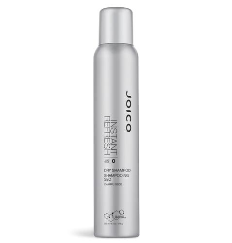 Instant Refresh Dry Shampoo, da Joico. Conta com uma tecnologia que prolonga a duração da escova entre as lavagens, proporcionando leveza na raiz e melhora a maleabilidade. Preço sugerido: R$ 159,35. (11) 2770-3770. (Foto: Divulgação)