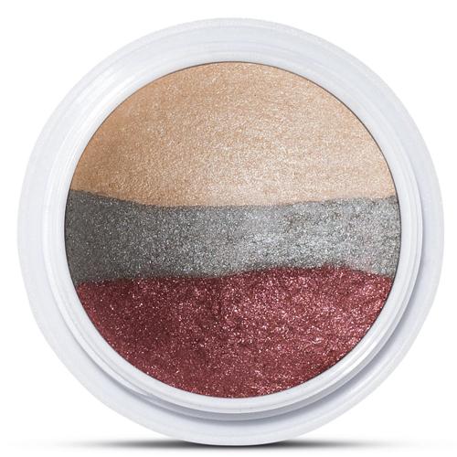 Make B. Mineral Sombra Baked, 1,8 g - cor Cinnamon  Preço sugerido: R$ 52,99 Cada Sombra Baked Mineral traz três cores. Acabamento perfeito e excelente aderência à pele. Oftalmológica e dermatologicamente testado. SAC 0800-413011