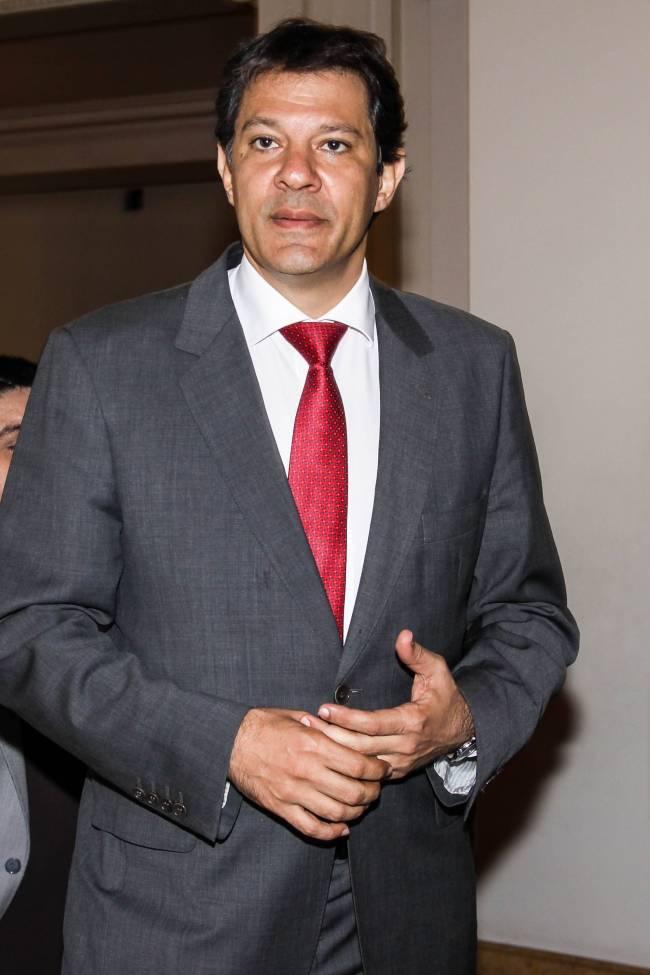 Fernando Haddad Prefeito