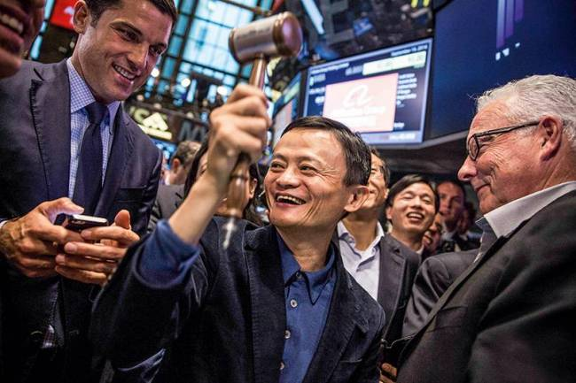 Matéria Aliexpress Jack Ma