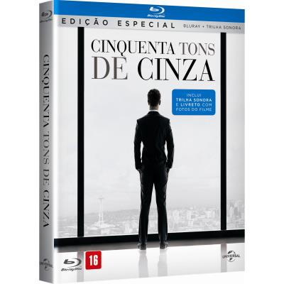 Capinha da edição especial do Blu-ray