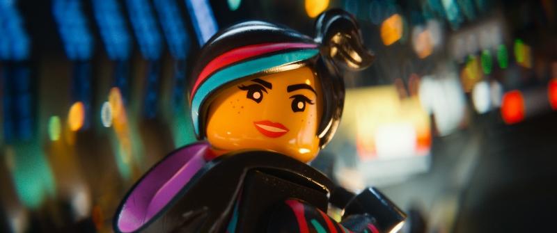 Uma Aventura Lego: a rebelde Mega Estilo