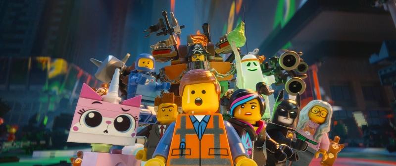 Uma Aventura Lego: a turma Lego