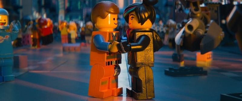 Uma Aventura Lego: o ator Chris Pratt dubla a voz do personagem Emmet