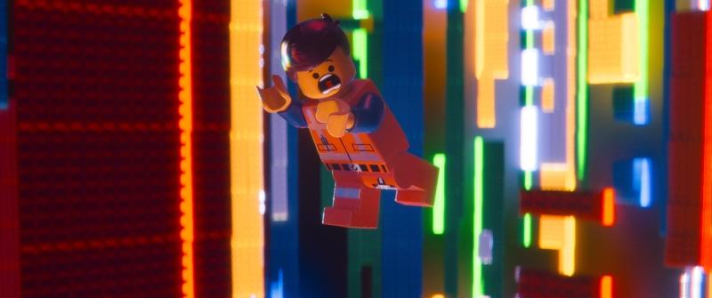 Uma Aventura Lego: Emmet é confundido com o Master Builder