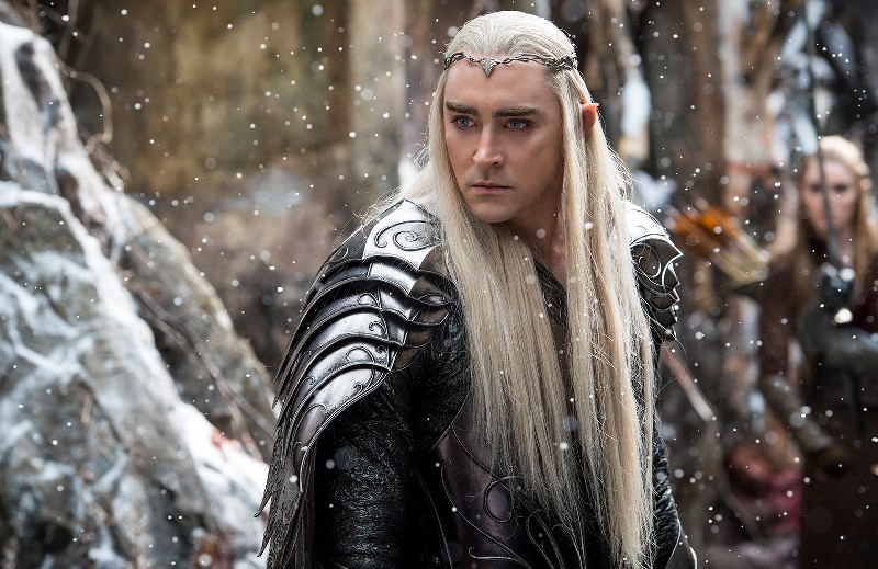 """O Hobbit - A Batalha dos Cinco Exércitos: terceira parte da adaptação do livro """"O Hobbit"""""""