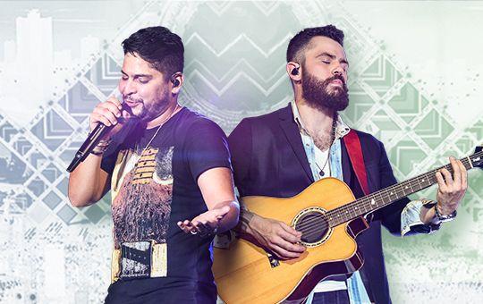 Jorge e Mateus: dupla lidera ranking de streaming (Foto: Reprodução)