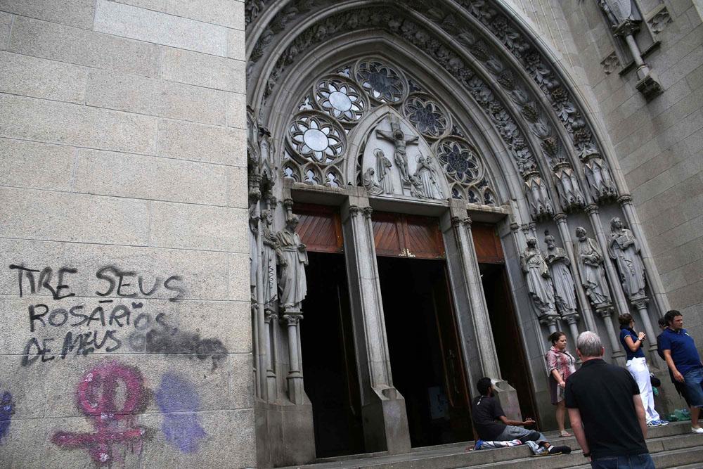Aborto - Catedral da Sé