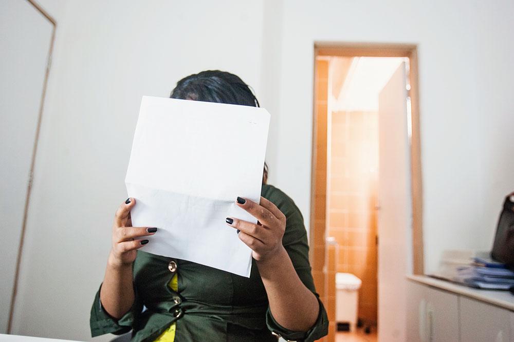 Aborto - paciente Paloma