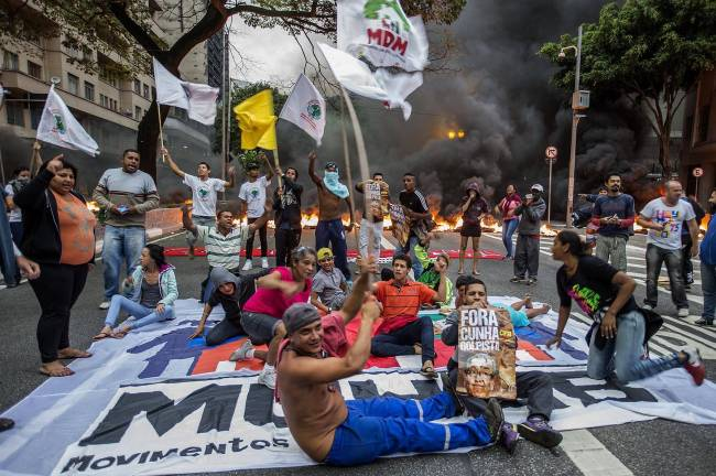 Protesto Nove Julhor