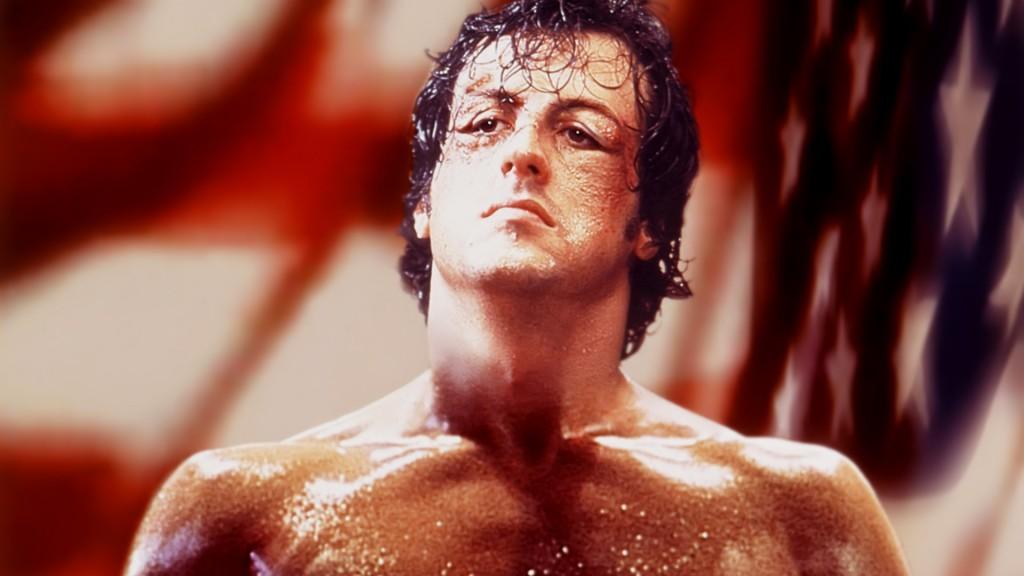 Rocky, um Lutador, com Sylvester Stallone – dias 28, 29 e 1 de abril