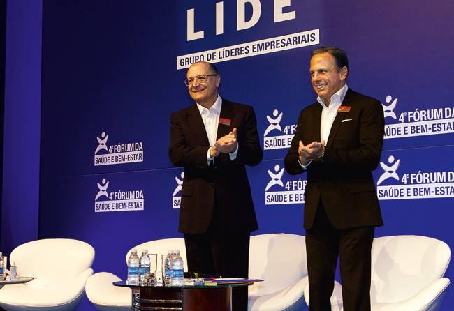 Alckmin LIDE joão dória junior