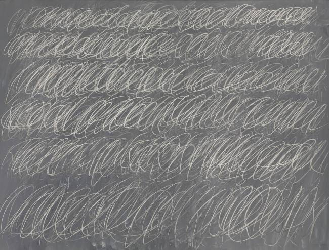 Cy Twombly_Untitled (New York City)