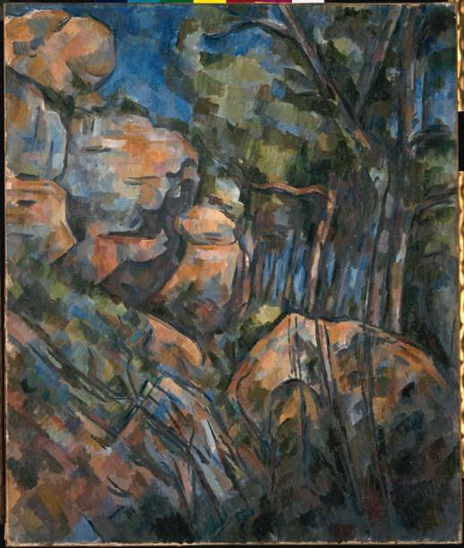 Óleo de Paul Cézanne: a tela pode ser vista na coletiva Impressionismo: Paris e a Modernidade