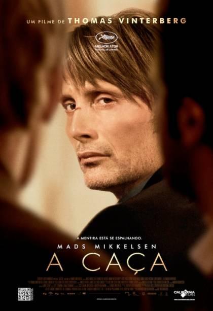 A Caça com Mads Mikkelsen: atuação rendeu o prêmio no Festival de Cannes de 2012